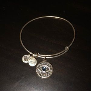 Alex & Ani evil eye